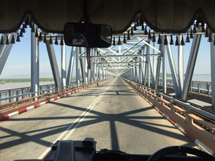 Sittang River Bridge